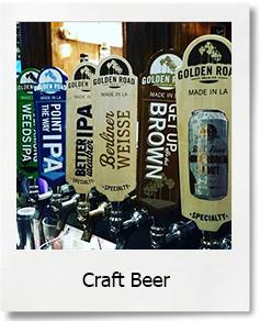 Craft Beer O'Briens on Main Santa Monica Irish Pub Bar